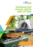 Camping and leisure safety with LPGas Brochure cover image