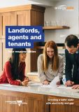 Landlords, Agents and Tenants brochure cover