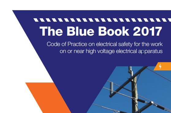 the blue book energy safe victoria