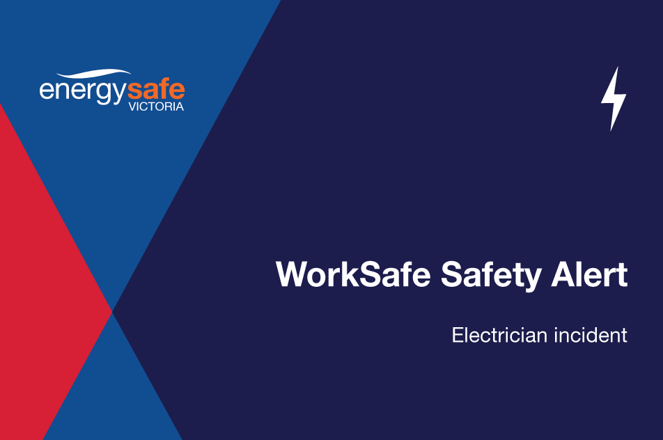 Safety Alert - WorkSafe