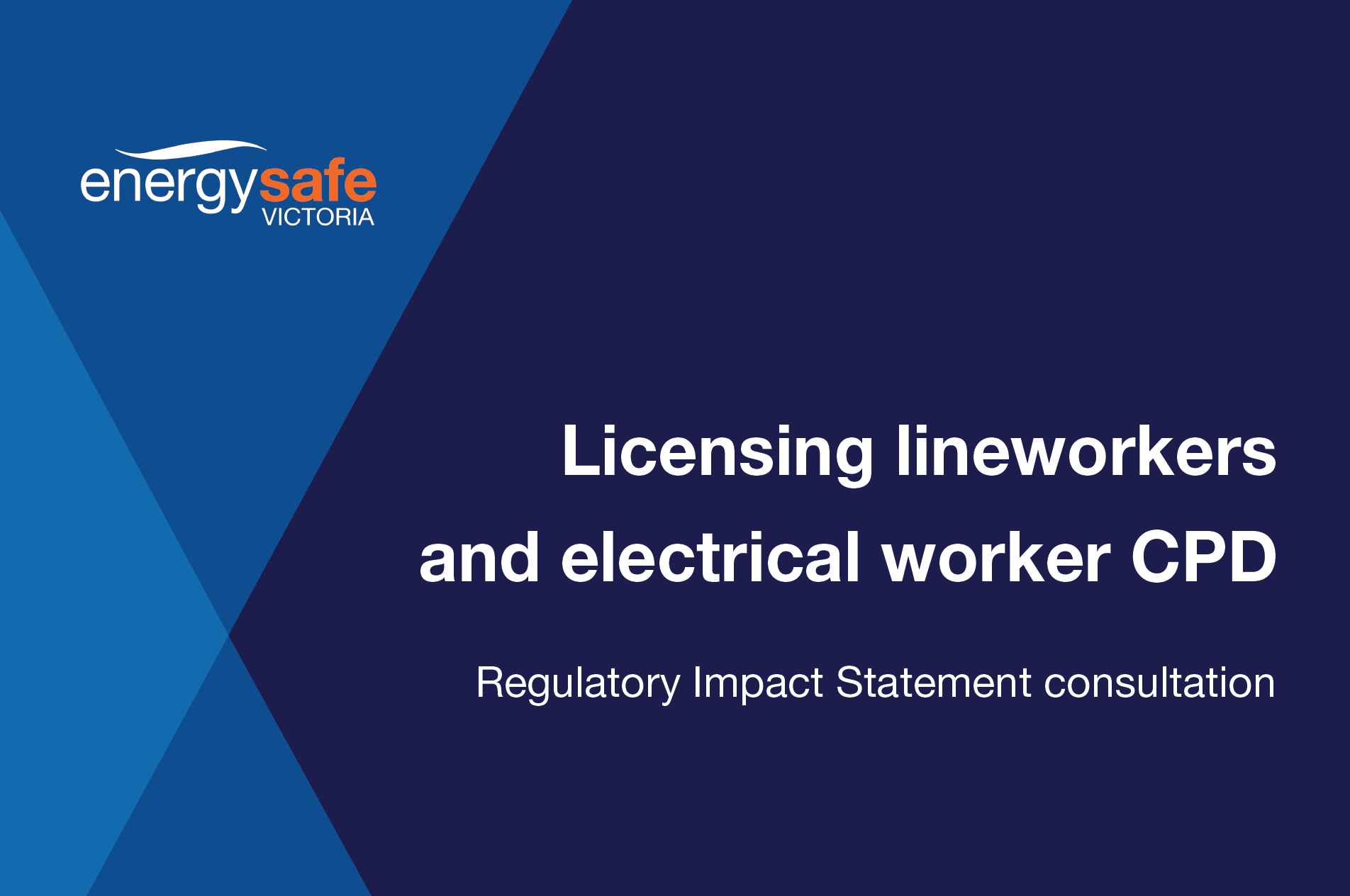 News item 2020 Licensing Lineworkers