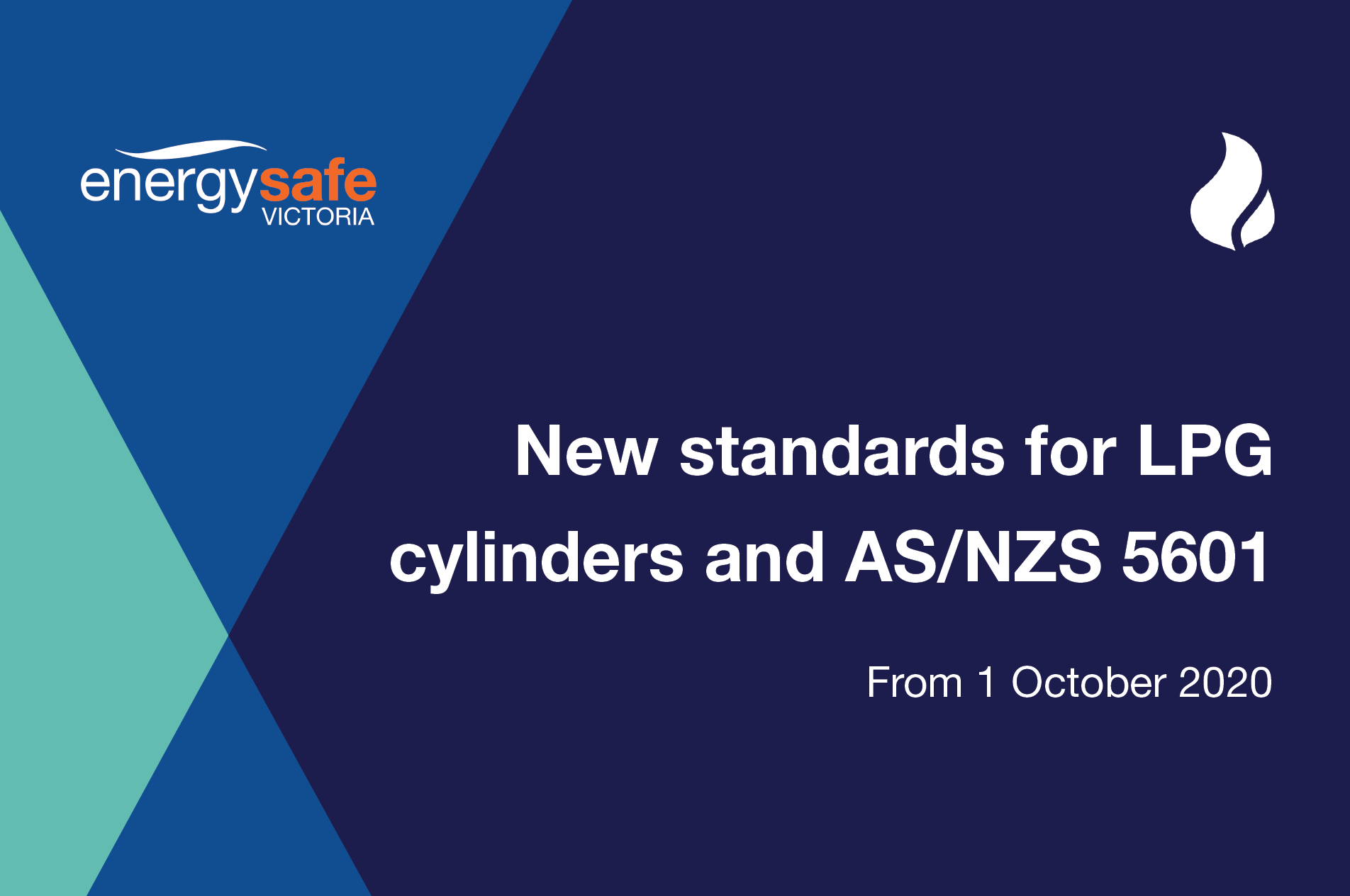 News item - New standards for LPG cylinder valves and AS/NZS5601